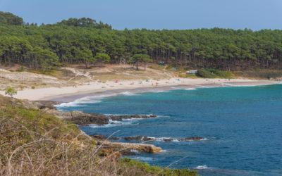 Las mejores playas de Cangas do Morrazo
