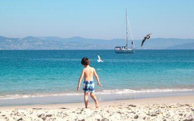 Qué hacer en las Islas Cíes con niños